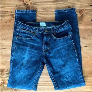 Hudson jeans straight leg size 18